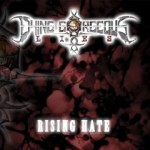 Dying Gorgeous Lies - Rising Hate cover art