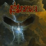 Saxon - Thunderbolt cover art