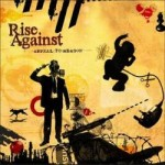 Rise Against - Appeal to Reason cover art