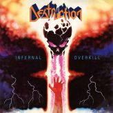 Destruction - Infernal Overkill cover art