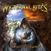 Nocturnal Rites - Shadowland cover art