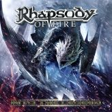 Rhapsody of Fire - Into the Legend cover art
