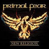 Primal Fear - New Religion cover art