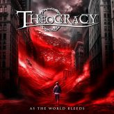 Theocracy - As the World Bleeds cover art