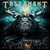 Testament - Dark Roots of Earth cover art