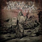 Mors Principium Est - ...and Death said live cover art
