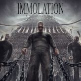 Immolation - Kingdom of Conspiracy cover art