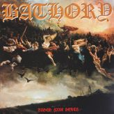 Bathory - Blood Fire Death cover art