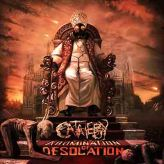 Catalepsy - Abomination of Desolation cover art