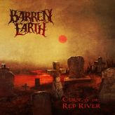 Barren Earth - Curse of the Red River cover art