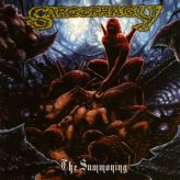 Sarcophagy - The Summoning cover art