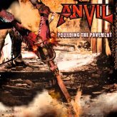 Anvil - Pounding the Pavement cover art