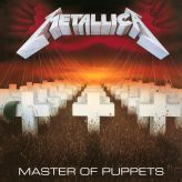 Metallica - Master of Puppets cover art