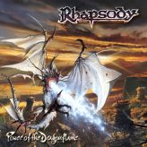 Rhapsody - Power of the Dragonflame cover art