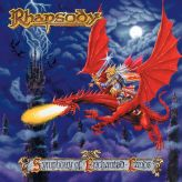 Rhapsody - Symphony of Enchanted Lands cover art