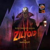 Devin Townsend - Ziltoid the Omniscient cover art