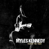 Myles Kennedy - Year of the Tiger cover art