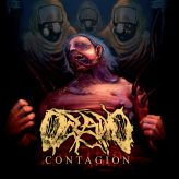 Oceano - Contagion cover art