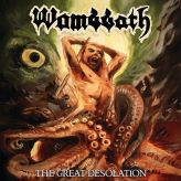 Wombbath - The Great Desolation cover art