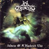 Throcult - Soldiers of a Blackened War cover art