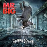 Mr. Big - Defying Gravity cover art