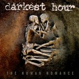 Darkest Hour - The Human Romance cover art