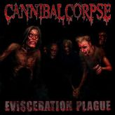 Cannibal Corpse - Evisceration Plague cover art
