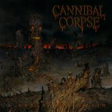 Cannibal Corpse - A Skeletal Domain cover art