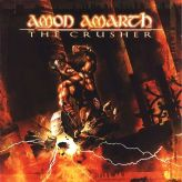 Amon Amarth - The Crusher cover art