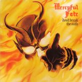 Mercyful Fate - Don't Break the Oath cover art