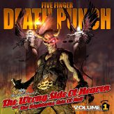 Five Finger Death Punch - The Wrong Side of Heaven and the Righteous Side of Hell Volume 1 cover art