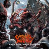 Carnal Decay - When Push Comes to Shove cover art