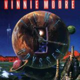 Vinnie Moore - Time Odyssey cover art